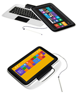 tablet met Windows 8